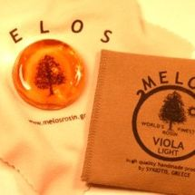 MELOS Kolophonium Viola Rosin Light