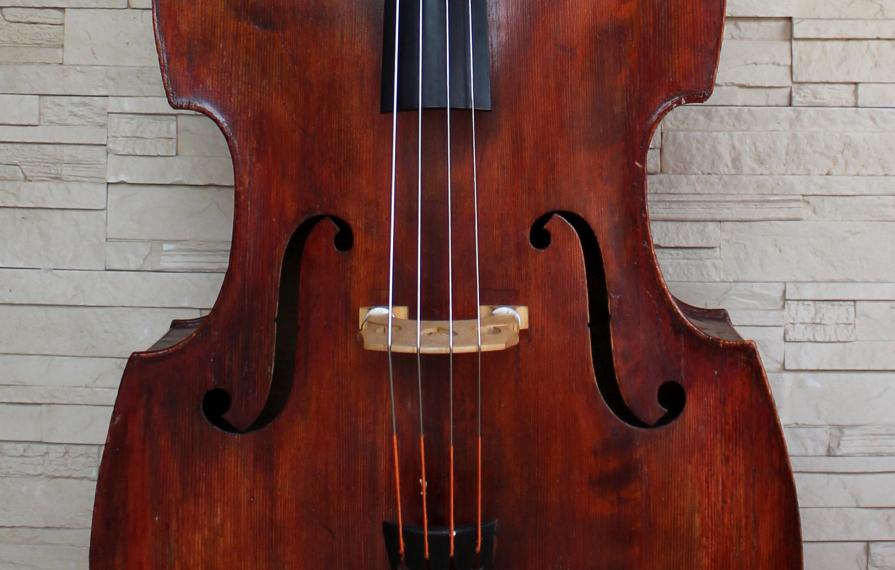 Cello Und Kontrabass